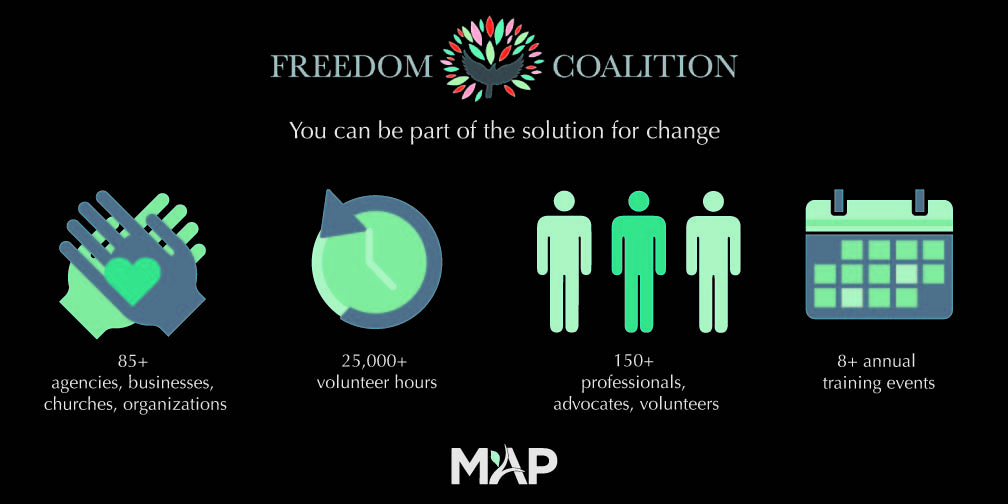 Michigan Abolitionist Project (MAP) – preventing modern-day